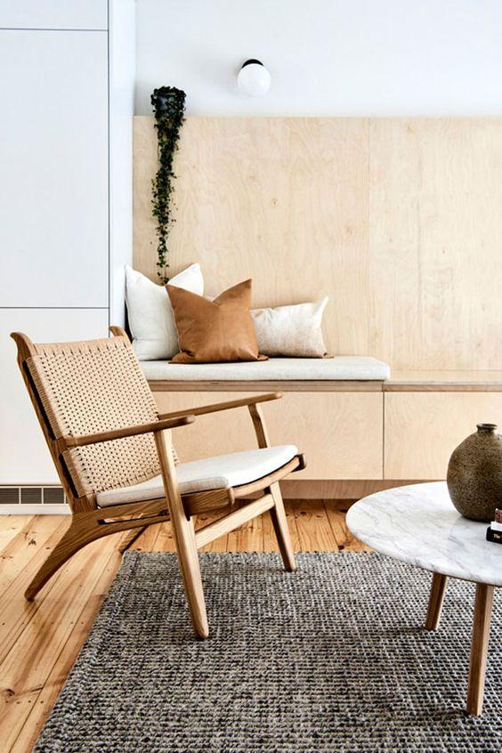 banc bois sur mesure artisanat durable slow life style