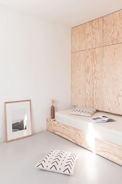 placard bois écolo type ikea sur mesure écologique