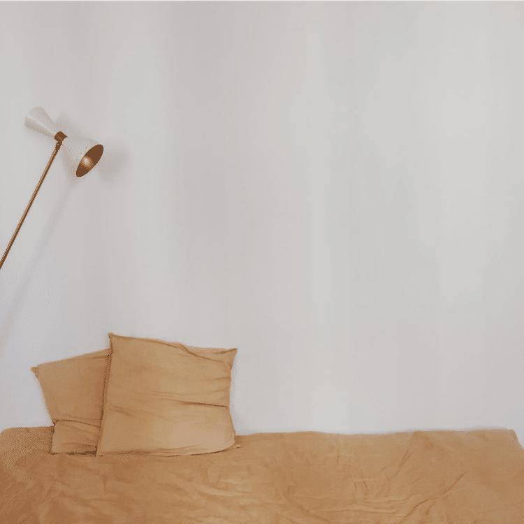 linge de lit lampe vintage design slow chinée
