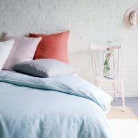 linge de chambre lit landmade slow deco décoration écoresponsable