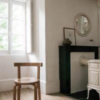 chaise alvar aalto design scandinave vintage occasion